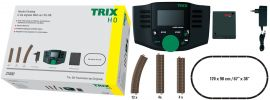 TRIX 21000 Digitaler Einstieg Set mit MS2 + Gleisoval   Spur H0 online kaufen