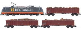 TRIX 21348 4-teilige Zugpackung Hectorrail E-Lok 241.002 Spur H0 online kaufen