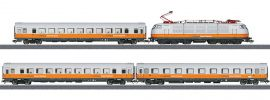 TRIX 21680 Zugpackung Lufthansa Airport-Express DB   mfx/DCC Sound   Spur H0 online kaufen