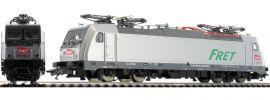 TRIX 22165 E-Lok BR TRAXX 2 E 186 FRET SNCF | mfx/DCC Sound | Spur H0 online kaufen