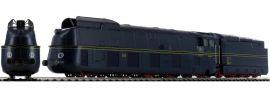 TRIX 22917 Stromlinien-Dampflok BR 05 Stahlblau DR | Messelok 2018 | DCC-Sound | Spur H0 online kaufen