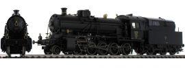 TRIX 22926 Dampflok Serie C 5/6 SBB | mfx/DCC Sound | Spur H0 online kaufen