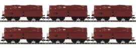 TRIX 24122 6-tlg. Wagen-Set Erz IId DRG | DC | Spur H0 online kaufen