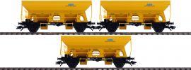 TRIX 24168 Selbstentladewagen-Set DBG | Spur H0 online kaufen