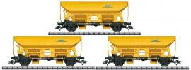TRIX 24168 Selbstentladewagen-Set DBG   Spur H0 online kaufen