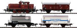 TRIX-Express 31181 Zugpackung V 60 Übergabe der DB | DC analog | Spur H0 online kaufen