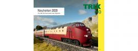 TRIX 345394 Neuheitenprospekt 2020 | deutsch | GRATIS | Spur H0 online kaufen