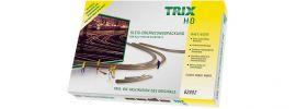 TRIX 62902 C-Gleis Ergänzungspackung C2 | C-Gleis | Spur H0 online kaufen