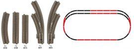 TRIX 62903 C-Gleis Ergänzungspackung C3 | C-Gleis | Spur H0 online kaufen