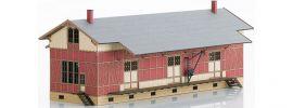 TRIX 66383 Güterschuppen Sulzdorf | Gebäude Bausatz Spur H0 online kaufen