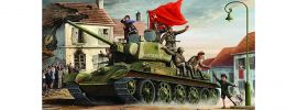TRUMPETER 00903 Soviet Tank T-34/76 (1943)   Panzer Bausatz 1:16 online kaufen