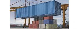 TRUMPETER 01030 Container 40ft. | Bausatz 1:35 online kaufen