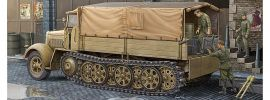 TRUMPETER 01507 Sd.Kfz.7 Mittlerer Zugkraftwagen | Militär Bausatz 1:35 online kaufen