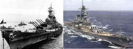 TRUMPETER 03705 U.S. Navy Battleship BB-63 Missouri Bausatz 1:200 online kaufen