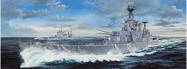 TRUMPETER 03710 British Battleship HMS Hood | Schiff Bausatz 1:200 online kaufen