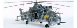 TRUMPETER 05103 Mil Mi-24 V Hind-E Kampfhubschrauber Bausatz 1:35 online kaufen