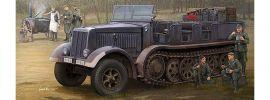 TRUMPETER 09538 Sd.Kfz.8 (DB9) Halbkettenfahrzeug | Militär Bausatz 1:35 online kaufen