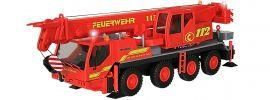 Viessmann 1141 Feuerwehr Kranwagen mit 3 Blaulichtern | Spur H0 online kaufen