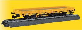 Viessmann 2315 Niederbordwagen mit Antrieb gelb für Zweileiter Fertigmodell 1:87 online kaufen