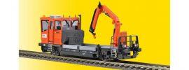 Viessmann 2612 ROBEL Gleiskraftwagen 54.22 der ÖBB Funktionsmodell für Zweileitersysteme Spur H0 online kaufen