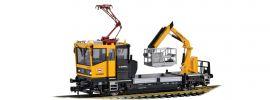Viessmann 2618 Robel Gleiskraftwagen WIEBE mit Prüfpanthograph u Arbeitskorb DC Fertigmodell 1:87 online kaufen
