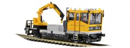 Viessmann 2620 Robel Gleiskraftwagen mit bewegtem Kran DB DC Fertigmodell 1:87 online kaufen