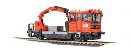 Viessmann 2621 Robel Gleiskraftwagen mit bewegtem Kran ÖBB DC Fertigmodell 1:87 online kaufen