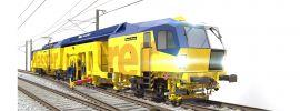 Viessmann 2670 Schienenstopfmaschine Unimat 09-4x4/4S | DCC-Sound | Spur H0 online kaufen