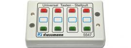 Viessmann 5547 Universal Tasten-Stellpult online kaufen