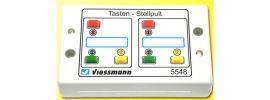 Viessmann 5548 Tasten-Stellpult rückmeldefähig 3-begriffig online kaufen