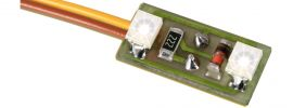 Viessmann 6018 Hausbeleuchtung | Platine mit 2 LEDs | weiß online kaufen