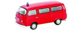 VOLLMER 1689 VW Bus T2 Feuerwehr | Blaulichtmodell 1:87 online kaufen