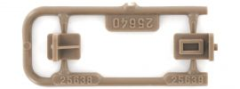 VOLLMER 1314 (2 Stück) MASTHALTER | Oberleitung Spur H0 online kaufen