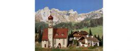 VOLLMER 42080 Kirche St.Andrä, Haus Enzian, Haus Wiesengrund, Gebäudeset Bausatz Spur H0 online kaufen