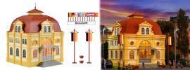 VOLLMER 42004 Botschaftsgebäude mit LED-Beleuchtung Bausatz 1:87 online kaufen