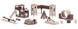 VOLLMER 3668 Deko-Set Abenteuerspielplatz | Bausatz Spur H0 online kaufen