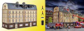 VOLLMER 43785 Brennendes Finzanzamt mit Flackerlicht und Rauchgenerator Bausatz Spur H0 online kaufen