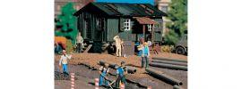VOLLMER 5728 Bauhütte | Gebäude Bausatz Spur H0 online kaufen