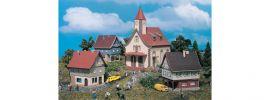 VOLLMER 49555 Dorfbausatz mit vier Gebäuden Bausatz 1:220 online kaufen