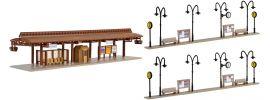VOLLMER 47580 Busstation überdacht | Bausatz Spur N online kaufen