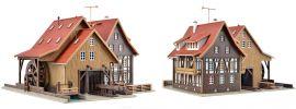VOLLMER 47713 Tonbachmühle mit Mühlrad und Sägegatter Bausatz 1:160 online kaufen