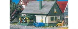 VOLLMER 9571 Wohnhaus mit Laden Adlerstraße 2 | Gebäude Bausatz Spur Z online kaufen
