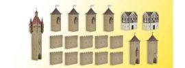 VOLLMER 49910 Burganlage mit LED-Beleuchtung Bausatz Spur H0 online kaufen