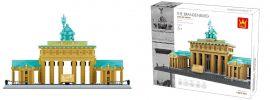 WANGE 6211 Brandenburger Tor | Gebäude Baukasten online kaufen