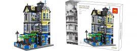 WANGE 6310 Kaffeehaus mit Garten | Gebäude Baukasten online kaufen