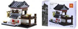 WANGE 2315 Chinesisches Teehaus | Gebäude Baukasten online kaufen