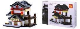 WANGE 2318 Chinesisches Gasthaus | Gebäude Baukasten online kaufen