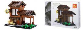 WANGE 2320 Chinesische Bäckerei | Gebäude Baukasten online kaufen