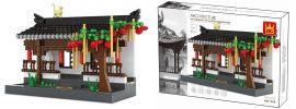 WANGE 3312 China-Korridor im Hui-Stil | Gebäude Baukasten online kaufen