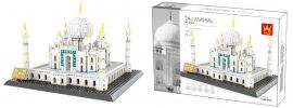 WANGE 5211 Indisches Taj Mahal | Gebäude Baukasten online kaufen